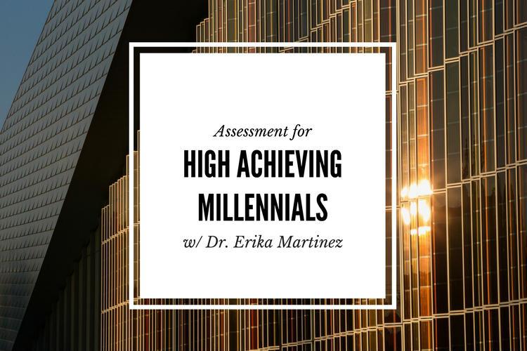 High Achieving Millennials
