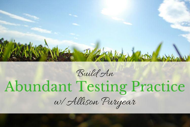 Abundant private practice