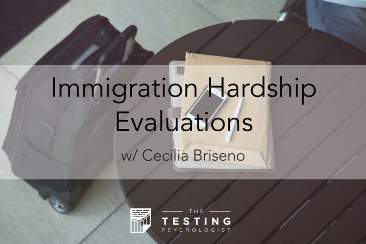 Immigration and hardship evaulations